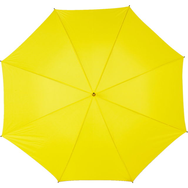 Umbrella, golf, yellow 1