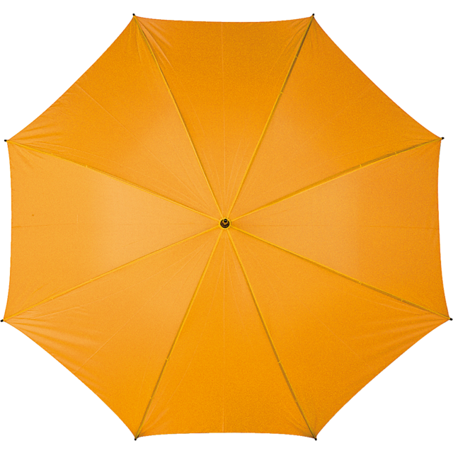 Umbrella, golf, orange  1