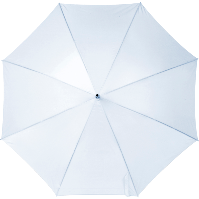 Umbrella, automatic, white 1