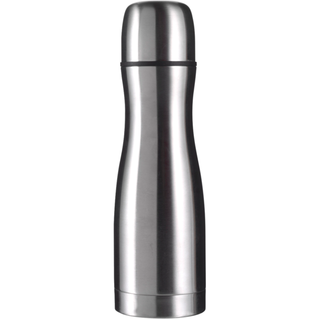 Bottle, thermosfles, Stainless steel, 500cc, silver 1