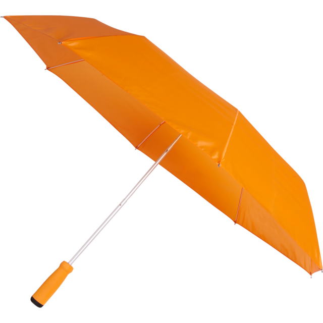 Umbrella, opvouwbaar, orange  1