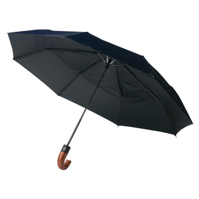 Umbrella, automatic, black 1