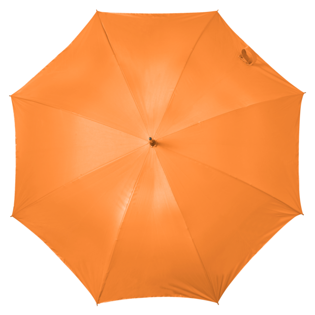 Umbrella, automatic, neon Orange 1