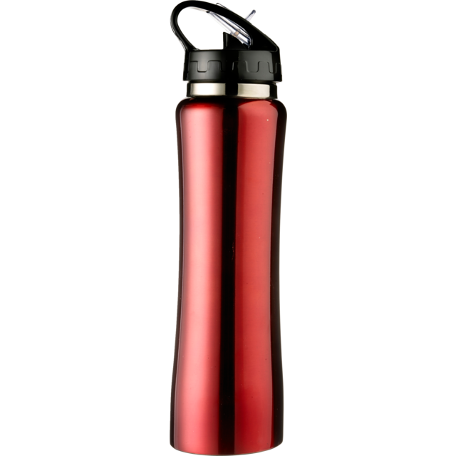 Bouteille, drinkfles, Stainless steel, 500cc, rouge 1