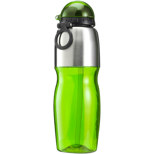 Drinking cup, ABS, 800cc, 140gr, Ø8cm, green 1