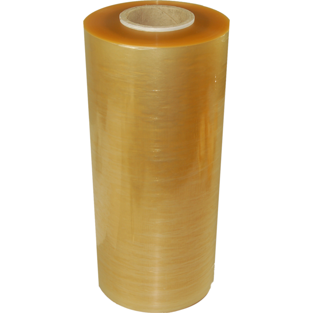 Film, film étirable non perforé, PVC, 38cm, 2000m, transparent 1