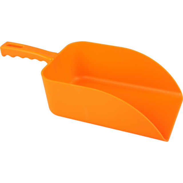 Qleaniq® handschep, orange  1