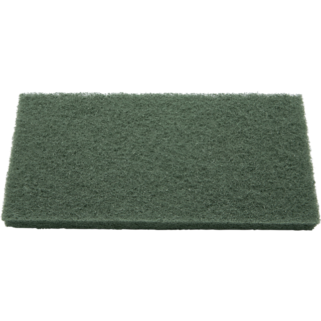 Qleaniq® Scourer, medium, green 1