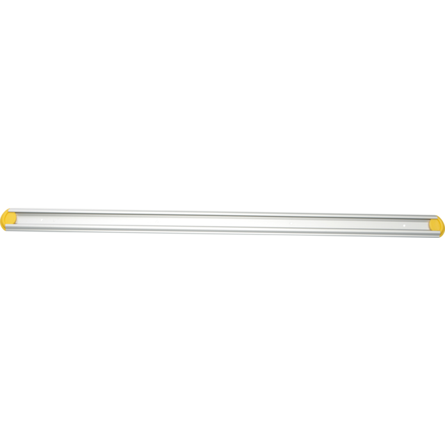 Qleaniq® Rail de suspension, eindstop, jaune 1