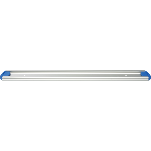 Qleaniq® Rail de suspension, eindstop, bleu 1