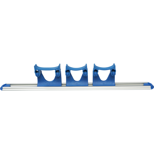 Qleaniq® Hanging system, 470mm, blue 1