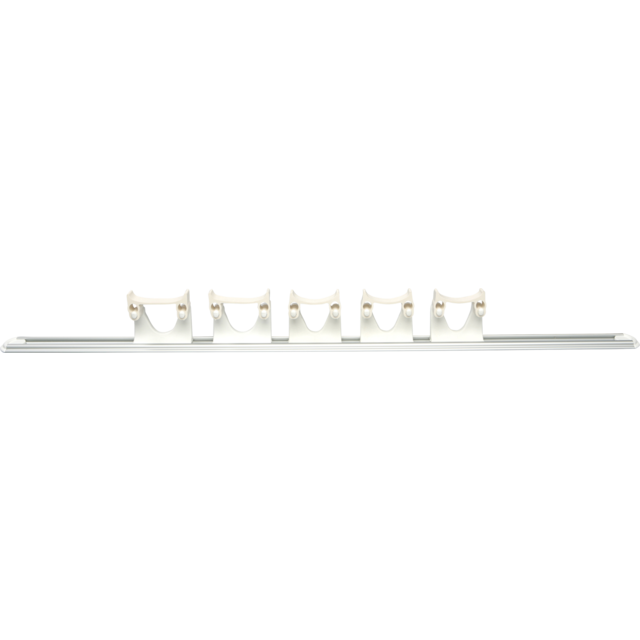 Qleaniq® Hanging rail,  , white 1