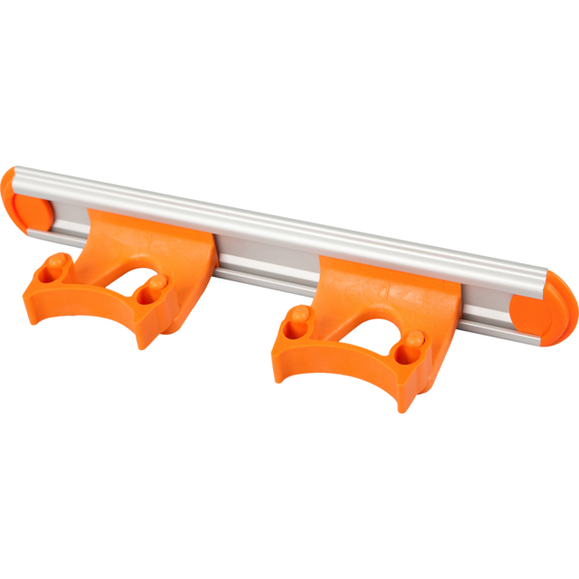 Qleaniq® Hanging rail, orange  1