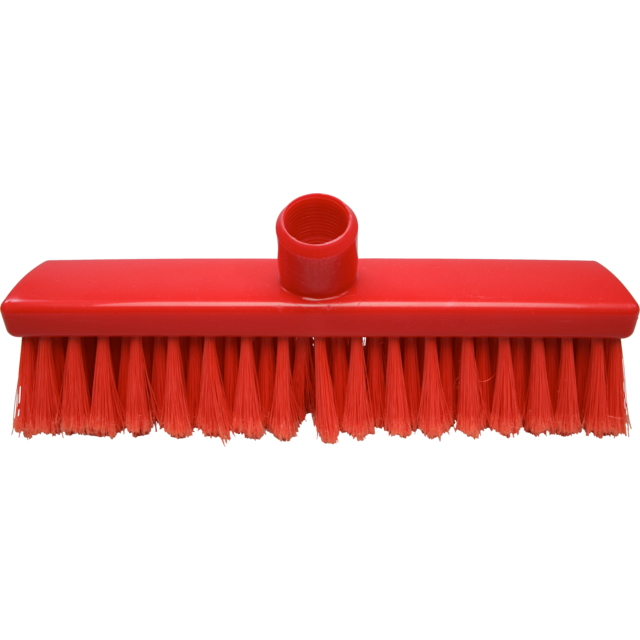 Qleaniq® Sweeper, PP, zacht, red 1