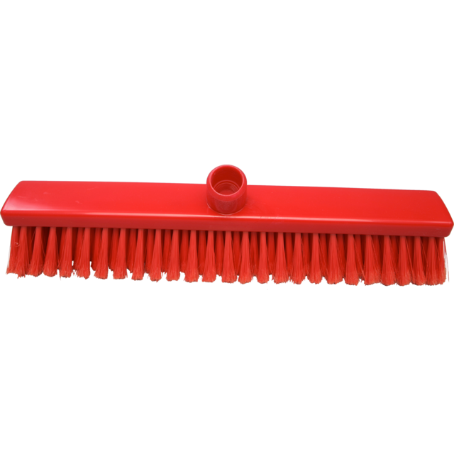 Qleaniq® Sweeper, Polyester, zacht, red 1