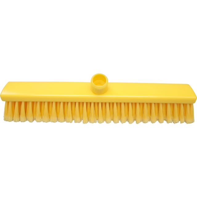 Qleaniq® Sweeper, PP, zacht, yellow 1