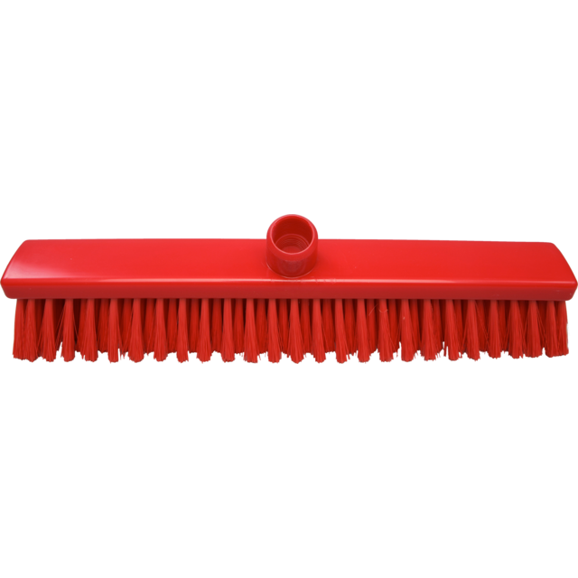 Qleaniq® Sweeper, PP, medium, red 1
