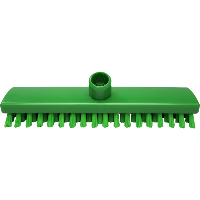 Qleaniq® Scrubbing brush, green 1
