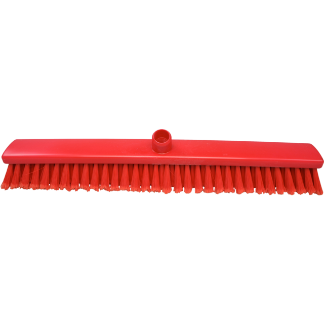 Qleaniq® Sweeper, zacht, Polyester, red 1