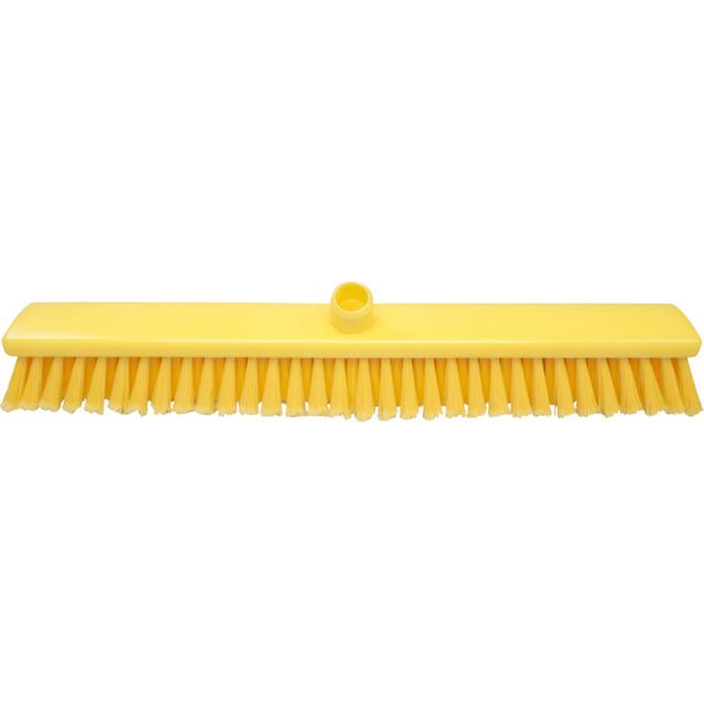 Qleaniq® Sweeper, zacht, Polyester, yellow 1