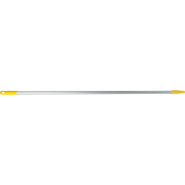 Qleaniq® Handle/rod, Aluminum, 1300mm, yellow 1