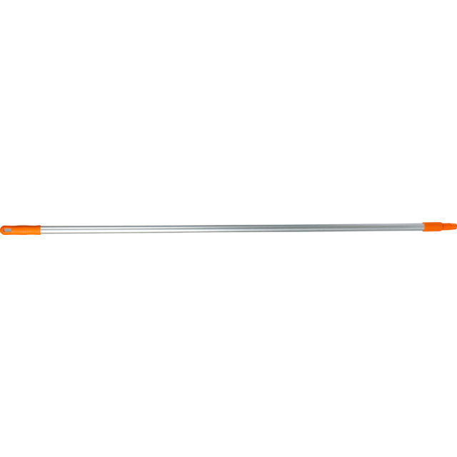 Qleaniq® Handle/rod, Aluminum, 1300mm, orange  1