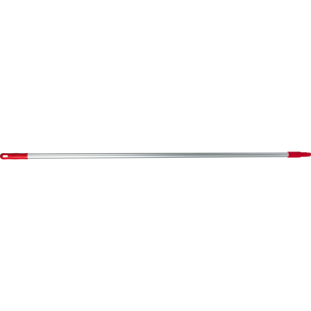 Qleaniq® Handle/rod, Aluminum, 1500mm, red 1
