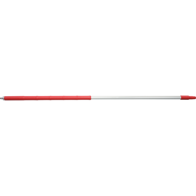 Qleaniq® Handle/rod, Aluminum, 1750mm, red 1