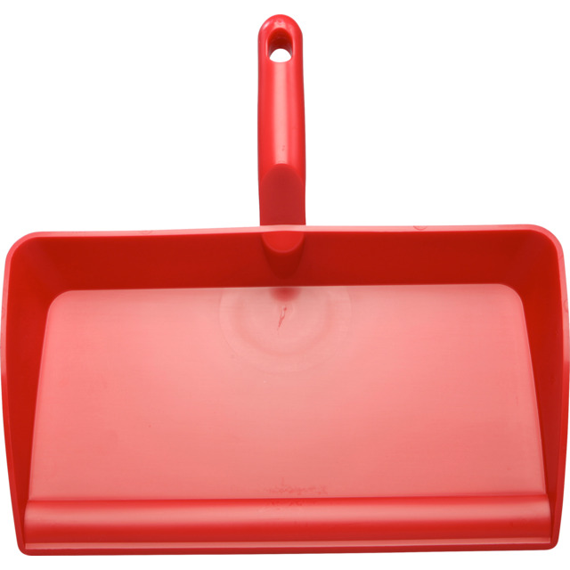 Qleaniq® Dustpan, PP, red 1