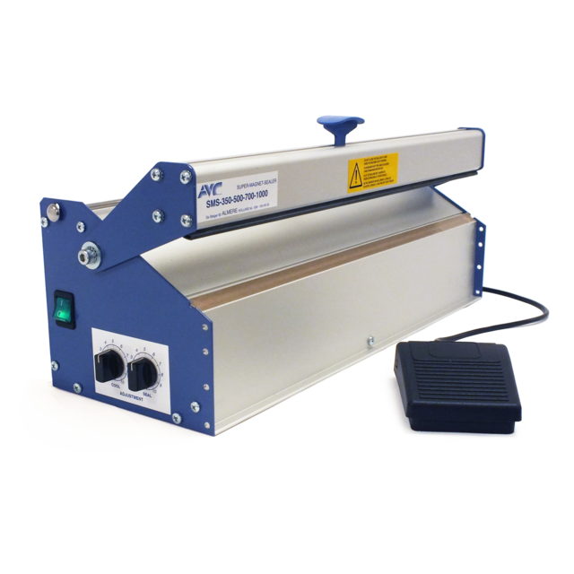 AVC Sealing Solutions Sealer, SMS-1000-EM, 1000mm. 1