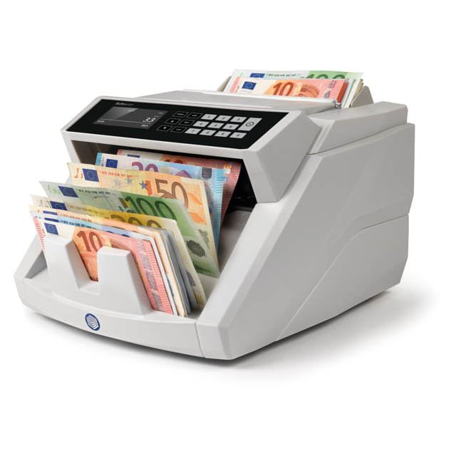 Safescan® Banknote counter, type: 2465, grey 1