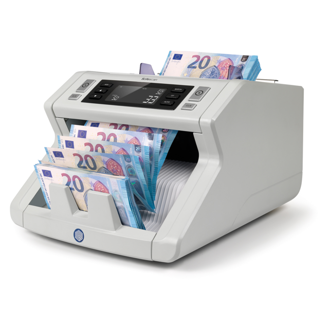 Safescan® Banknote counter, type: 2210, grey 1