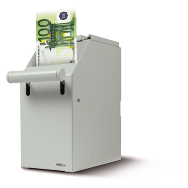 Safescan® Safe, type: 4100 white, weiß. 1