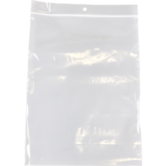Sachet refermable, PEBD, 15x20cm, transparent 1
