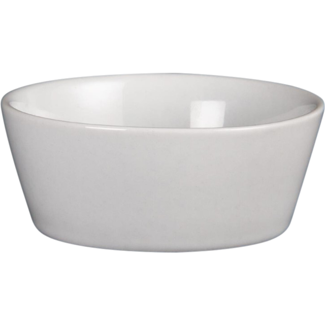 Olympia Bowl, conical, ∅9cm, white 1