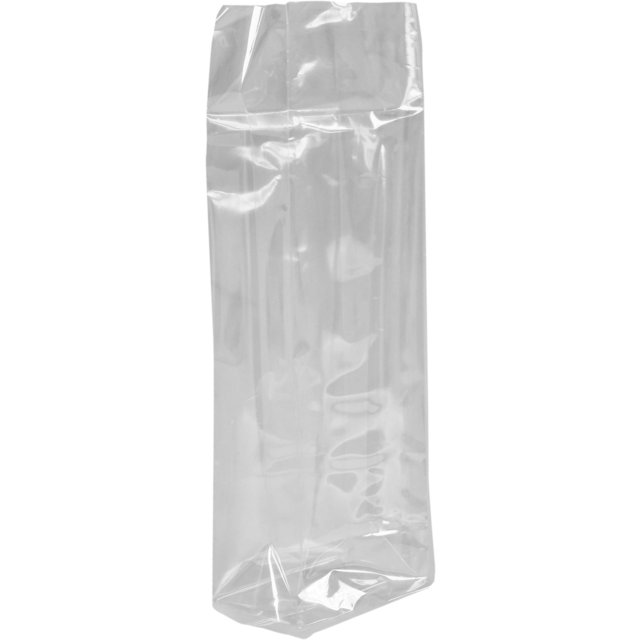 Block bottom bag, PP, 6/4,4x20cm, 40my, transparent 1