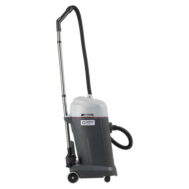 Nilfisk Wet Dry Vacuum Cleaner Vl500 35 1350w Grey 20