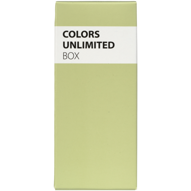 Washand Colors Unlimited, Wit 1