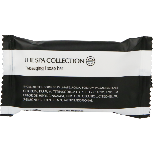 Zeep The Spa Collection, Massagezeep, 30gr 1