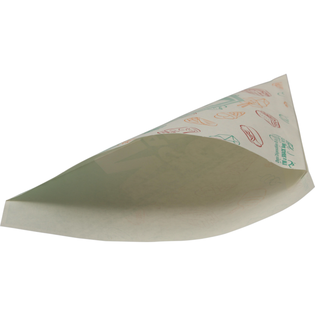 Conical bag, Paper,  1