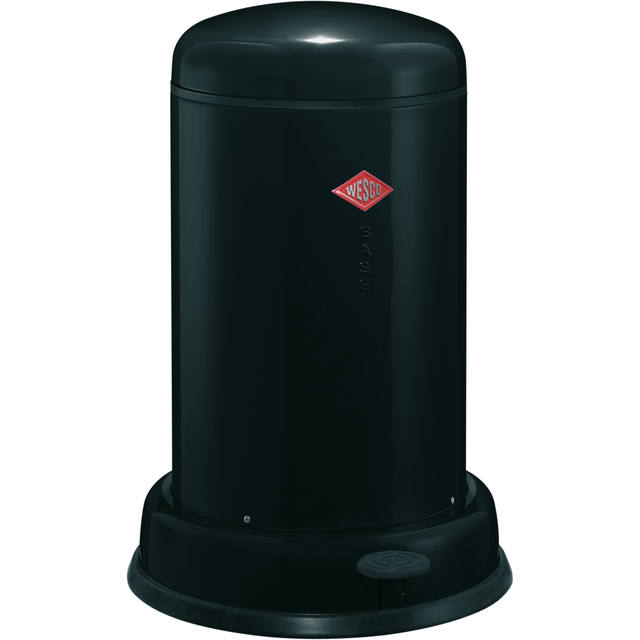 Wesco, Waste bin, 134331, Pedaalemmer, 15l, 535xØ362, Black 1