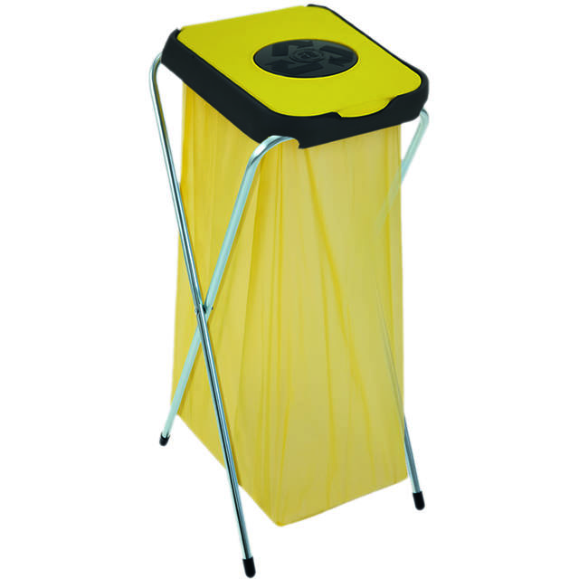 Vepa Bins Garbage bag holder , model: 211301, 420x360mm, jaune 1