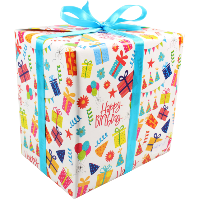 Gift-wrapping paper, 30cm, 200m, 645,  1
