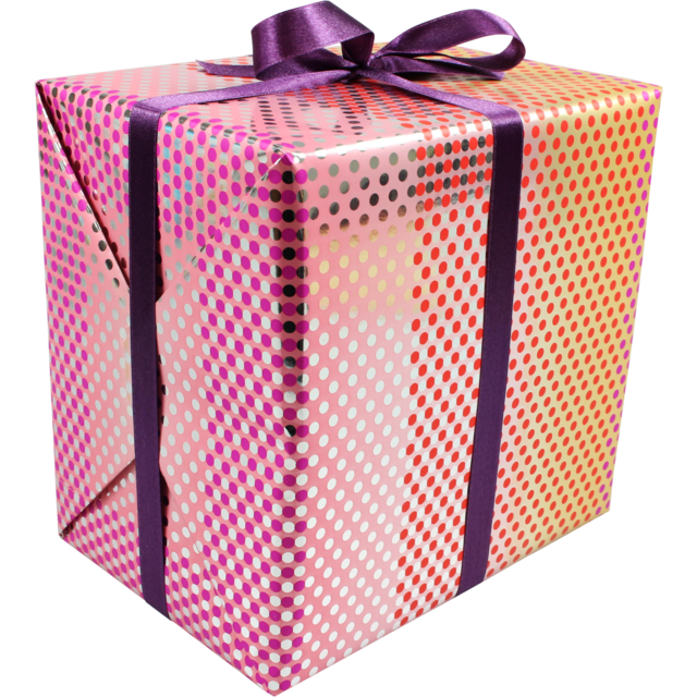 Gift-wrapping paper, 50cm, 150m, 653,  1