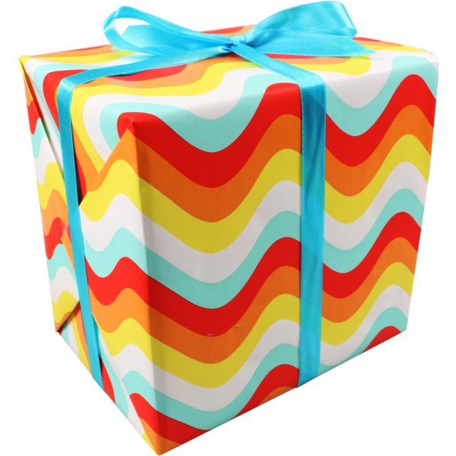 Gift-wrapping paper, 30cm, 200m, 656,  1