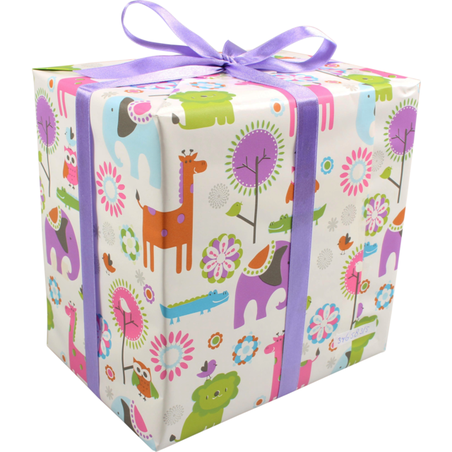 Gift-wrapping paper, 30cm, 200m, 658,  1