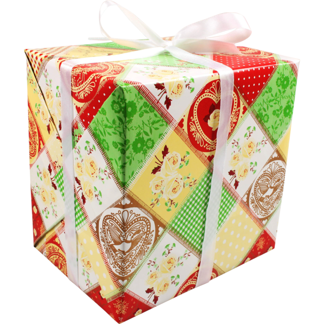 Gift-wrapping paper, 50cm, 200m, 668,  1