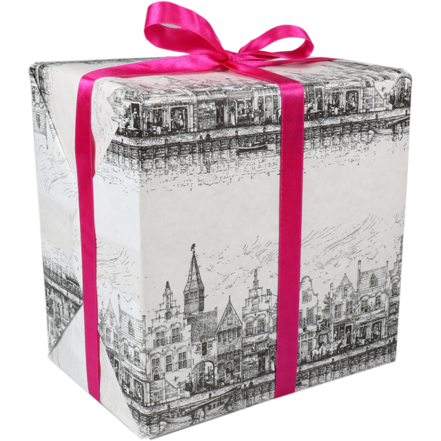 Gift-wrapping paper, 50cm, 360m, Gables, 790,  1