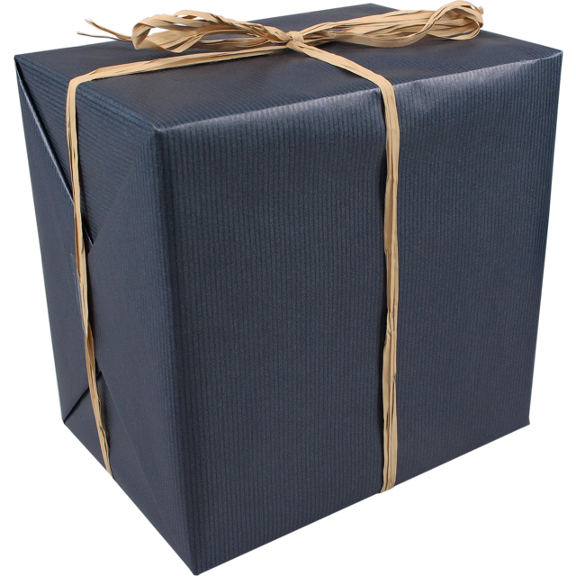 Gift-wrapping paper, 50cm, 250m, 890, blue 1