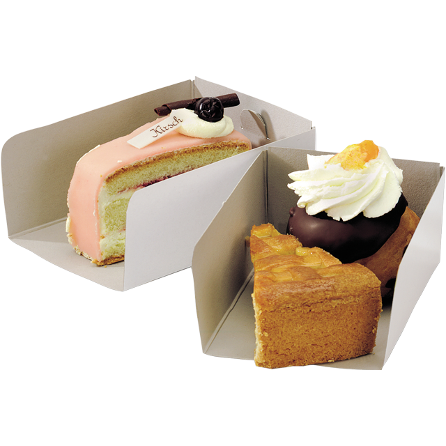 Pastry bag interior, 250gr, 8cm, Carton, blanc 1